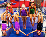 gymnastics children