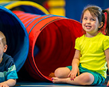 realis gymnastics academy offer preschool class for child younger than 5 years old